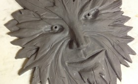 The green man progress